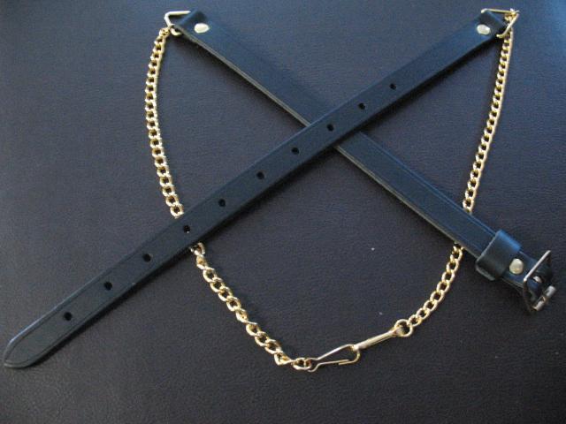 Chain Strap – Brass