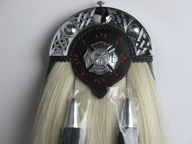 Custom Firefighter Horsehair