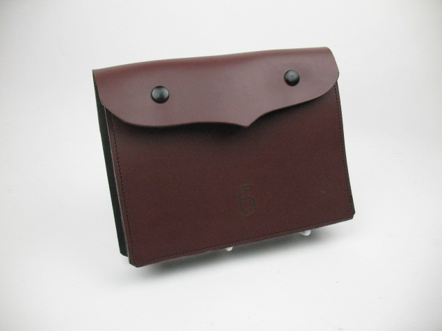 Leather Music Pouch