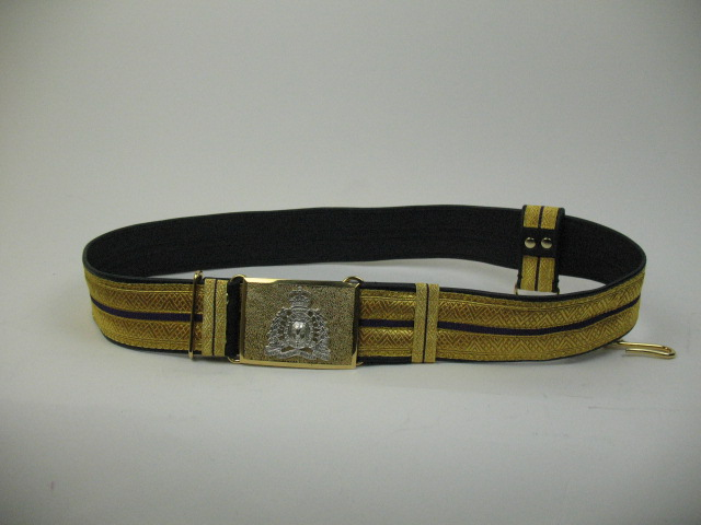 Full Dress Officer Sword Belt