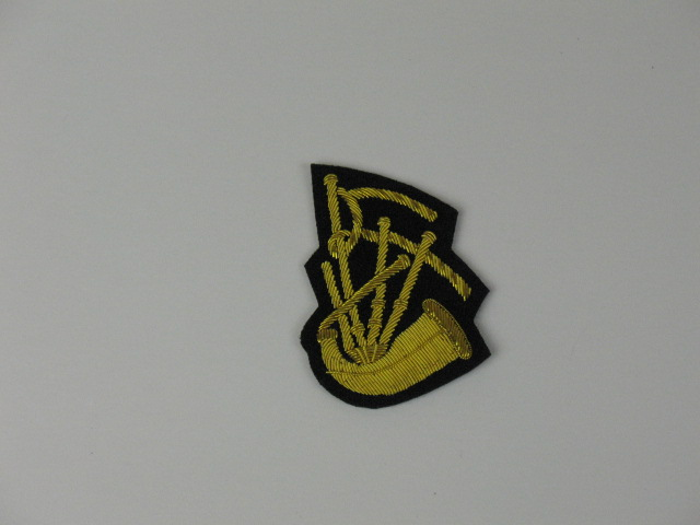 Wire Piper's Badge