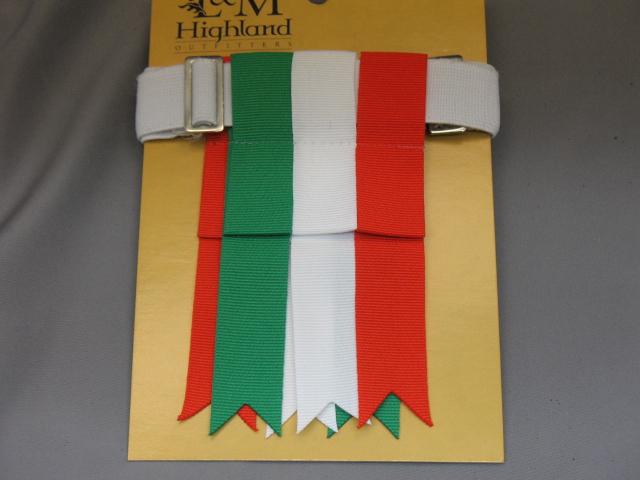 Flashes – Irish – Tri-Colour