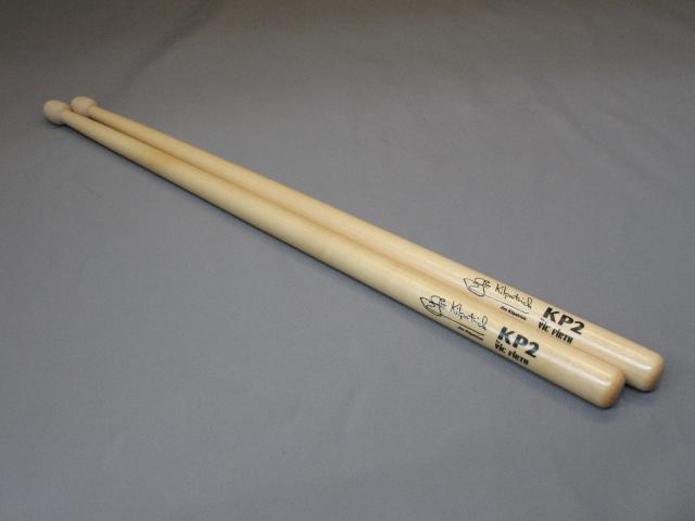Jim Kilpatrick – KP2 Drumsticks – Natural