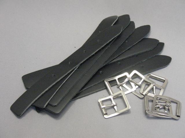 3/4″ Kilt Strap & Buckle Sets(12)