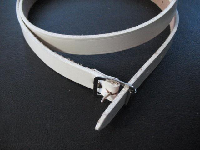 Adult XL Full Leather Sporran Strap