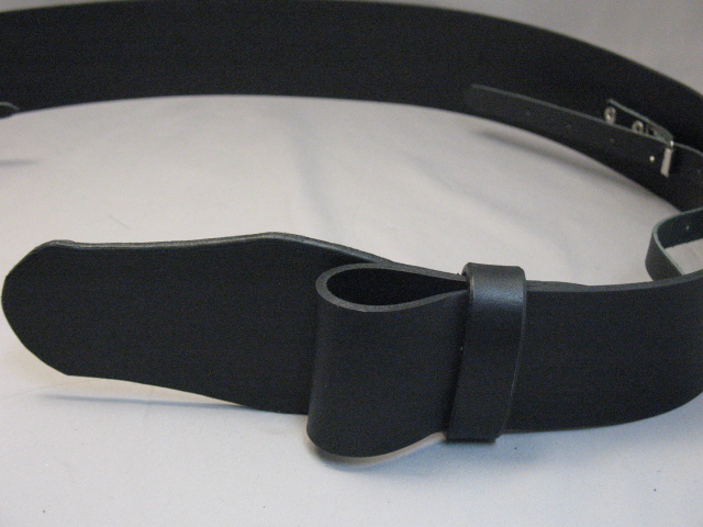 2 Piece Buckle Style Waist Belt