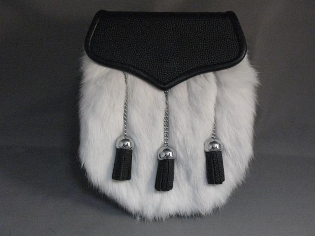White Rabbit Semi Dress Sporran