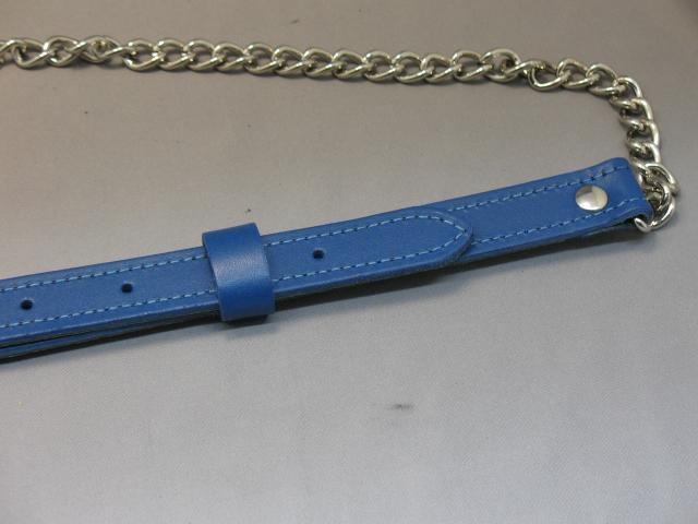 Masonic Blue Chain Belt