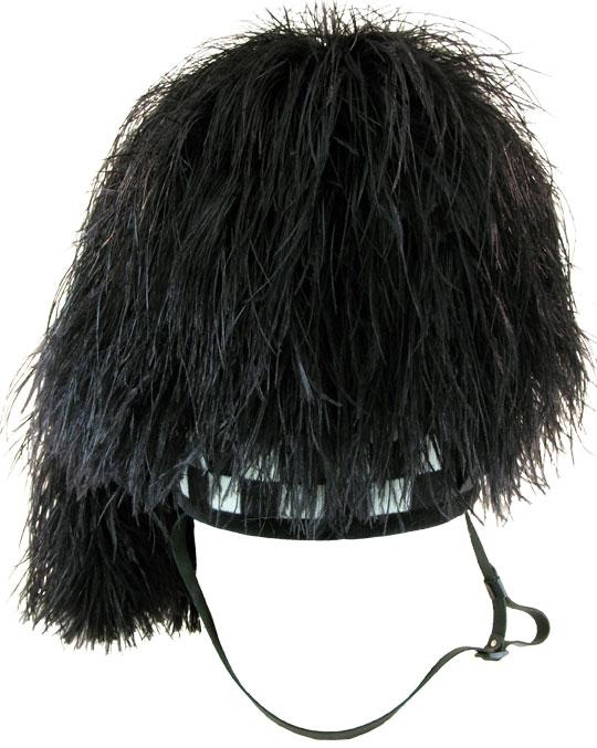 Feather Bonnet – Four Tail