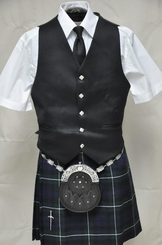 5 Button Vest